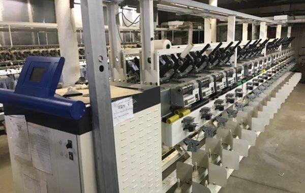 SIGA 1026-618 LOT OF TWISTING MACHINES