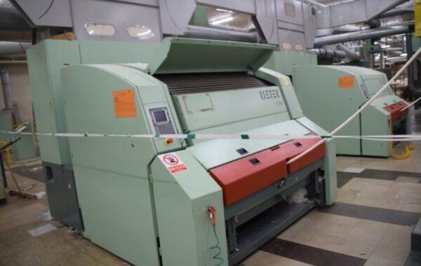 SIGA 1003-219 Rieter C70 Carding Machines – Year 2012
